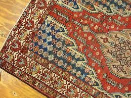 persiani antichi tappeto persiano antico mazlahan fatto a mano in vendita su pamono