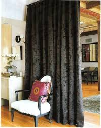 transparent room divider sliding curtain dividers kids ideas
