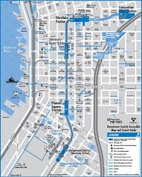 seattle map getting around seattle schedules maps king county metro