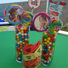 Centerpieces Birthday Tables Ideas by 99 Best Custom Centerpieces Images On Pinterest Birthday Party