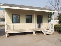 prefab tiny house light steel villa cmcosteel