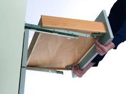 coulisse tiroir cuisine glissiere tiroir cuisine alamode furniture com