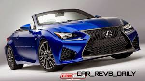 lexus rcf for sale south africa holy wow lexus lf c2 teasing rc350 convertible ahead of la show