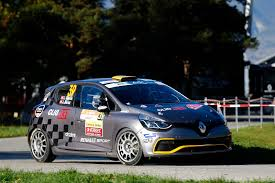 renault europe the renault sport clio r3t lands first win in europe youtube