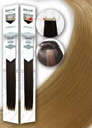in extensions in extensions skin weft adhesive bohyme 100 remy human hair