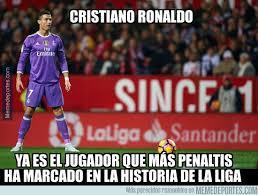 Memes De Cristiano Ronaldo - de cristiano ronaldo y los penales