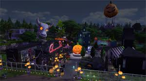 the sims 4 gallery spotlight spooky houses and venues sims