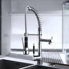 kitchen spray faucets designed pullout kitchen faucet with spray gun