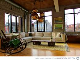 Industrial Look Living Room by Apartments Endearing Industrial Design Living Room Style Ideas