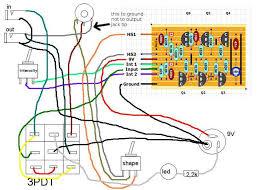 guitar fx layouts death by audio harmonic transformer