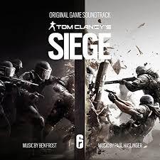 siege amazon tom clancy s siege original soundtrack by paul haslinger ben