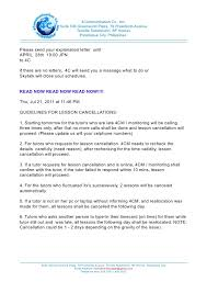 Explanation Letter Due To Negligence 4 c memo compilation