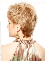 back view of short haircuts for women over 60 30 stylish and sexy short hairstyles for women over 40