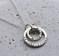 necklace baby images Personalised mummy and baby necklace by posh totty designs jpg