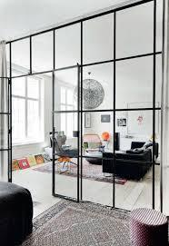cuisine pour appartement cuisine pour petit appartement 8 la cloison en verre est un moyen