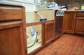installing a dishwasher in existing cabinets how to remove a kitchen cabinet install dishwasher trekkerboy