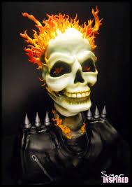 ghost rider cakecentral com