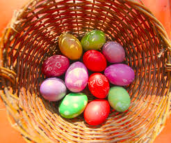 10 toxic free home made easter egg ideas trash backwards blog
