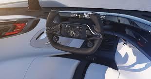 futuristic cars interior the faraday future ffzero1 is an ev born of dreams piles of cash
