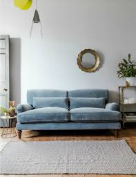 Curved Settees And Sofas by Sofas Awesome Green Velvet Sofa Curved Sofa Crushed Velvet
