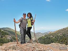 mt lemmon hiking trails map hiking sunset trail to marshall gulch expeditioners