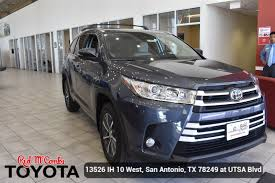 suv toyota 2017 toyota highlander san antonio near alamo heights