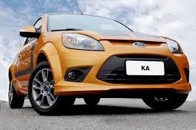 2012 Ford Ka Ka Sport