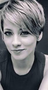 short pixie haircut styles for overweight women pixie with bangs short cuts pinterest pixies bangs and hair
