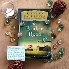 Jewelry Making Book Book Break The Broken Road By Richard Paul Evans Donna Jo