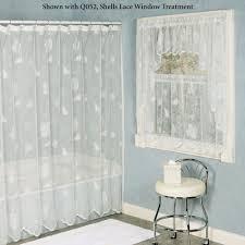 home design ideas curtains bathroom amazing seashell bathroom curtains room design ideas