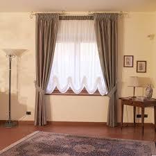 tende per sala da pranzo gallery of tende a finestra per da letto il meglio
