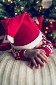free photo lights red kid santa people christmas bokeh baby max
