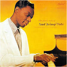 lp discography nat king cole discography
