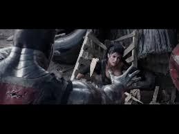 Gina Carano Boob Slip - deadpool colossus vs angel dust battle scene boobs moment