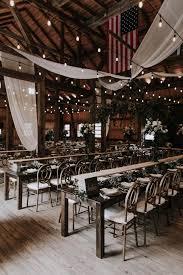 Wedding Venues In St Louis Mo Black Tie Farm Wedding In St Louis Missouri Barn Weddings