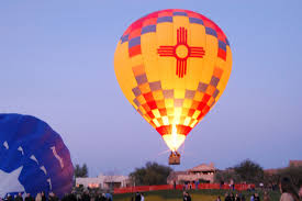 air balloon festival in cave creek arizona