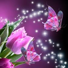 3d butterfly magic wallpaper free of android version