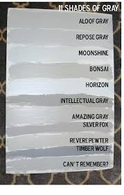 shades of gray names different shades of gray names southern state of mind fifty shades