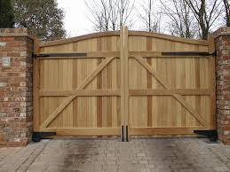 Wooden Designs by Trendy Ideas Of Outdoor Wood Gates Designs Exterior Geronk Home