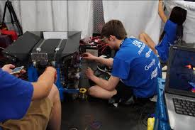 los altos robotics sees mixed results at first championship u2013 the