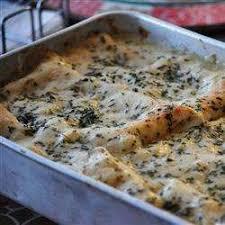 cuisiner restes de poulet lasagne poulet et sauce blanche au fromage recettes allrecipes québec