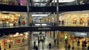 suspicion at the mall of america npr