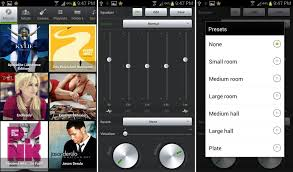 android audio player best sound and audio equalizer apps for android