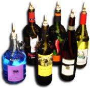wine bottlewick makes a wine bottle oil lamp the best wine