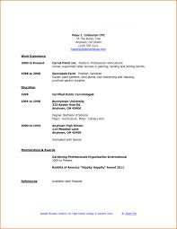 Download How To Write A Entry Level Resume Haadyaooverbayresort Com by 100 Resume Examples For College Student Sample Resume For