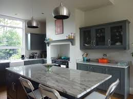 appliance grey kitchen cabinets with granite countertops white