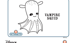 vampire squid disney junior india