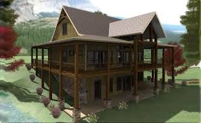 front sloping lot house plans sloped lot house plans com