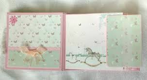 baby girl photo album baby scrapbook album baby girl memory book baby girl photo