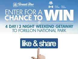 beauti tone contest win getaway to national park